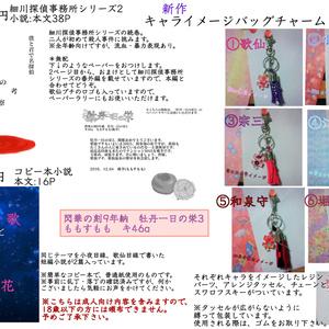 【細川探偵事務所シリーズ】僕と君で名探偵~紅の考察~