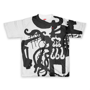 フルグラフィックTシャツL
