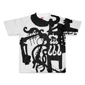 フルグラフィックTシャツ XL