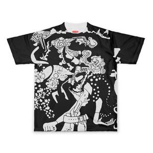 フルグラフィックTシャツ 両面印刷S