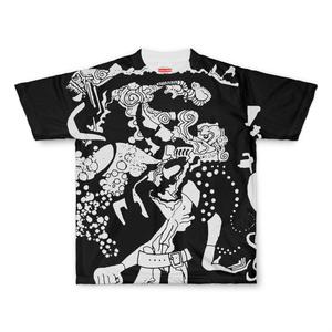 フルグラフィックTシャツ 両面印刷M