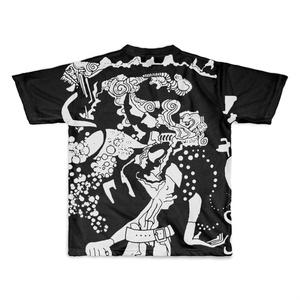 フルグラフィックTシャツ 両面印刷XL