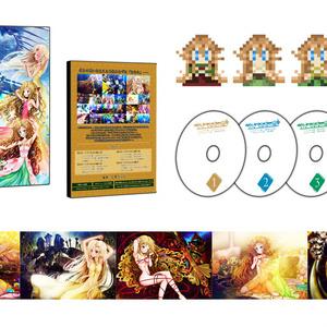 【アウトレット特価】「リズベルルの魔COMPLETE COLLECTION(DVD4枚組限定版)」