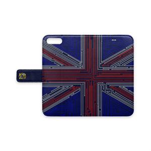 イギリス サイバーデザインiPhoneケース No.1
