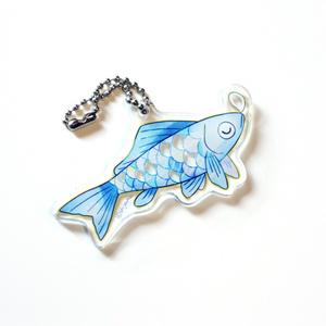 魚キーホルダー