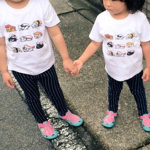 ヘイオマチ!ベビー&キッズTシャツ