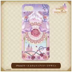 ルクレティアデザイン iPhone7ケース【タワー オブ プリンセス】
