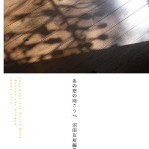 [BOOK]『あの窓の向こうへ 沼田友短編集 I [2003-2009]』