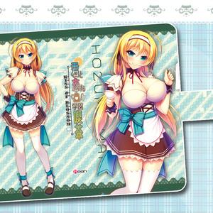 君と恋する学園喫茶 八月朔日茉莉 手帳型スマートフォンケース