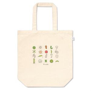 かわいい!微生物トートバッグ