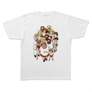小さな密航者たち・メンバーTシャツ