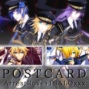 *ArrestRose+EXポスカセット