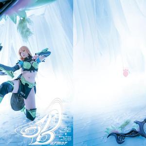 B-Armor(ビキニアーマー写真集)