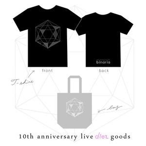 10th anniversary Tシャツ