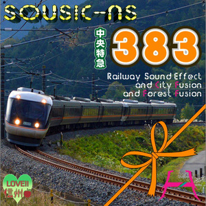 SOUSIC-NS 中央特急383