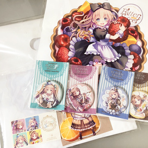 Sweets&Halloween缶バッジ(各種&セット)