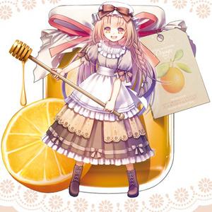 【受注生産】月華茶房&PLASTIC MOONコラボグッズセット