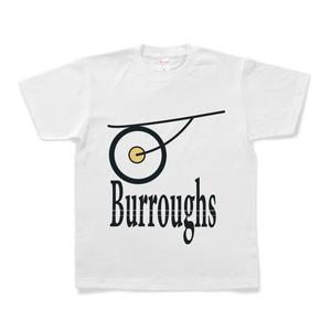バロウズTシャツ(ホワイト)