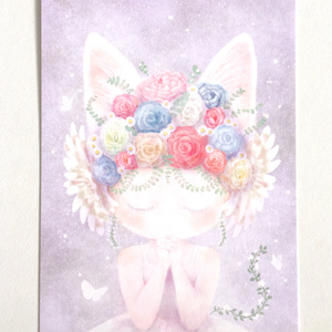 Postcard (HANANEKO n01)