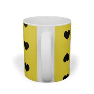 オリジナルマグカップ(※ハート模様付き) 350ml
