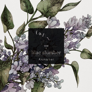 fall into a lilac slumber