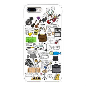 バンドマンのための前衛的なiPhoneケース(ホワイト)