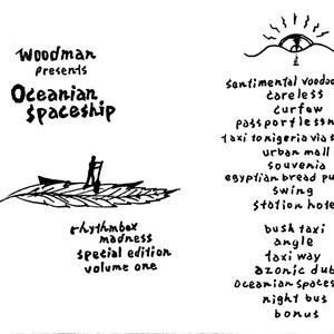 [WD01] WOODMAN / Oceanian Spaceship