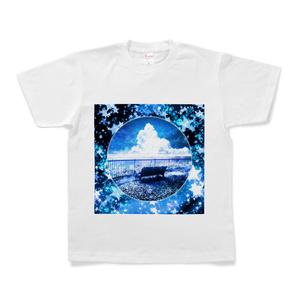 夏星空の指定席〈Tシャツ -〉