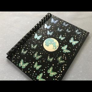 占星術師のリングメモ・蝶月【送料込】