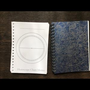 ホロスコープチャート用リーフ【送料込】