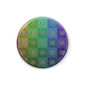 Color Grid 25mm