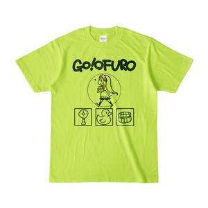 Go!SENTO Tシャツ【ヤミ ライトグリーン】