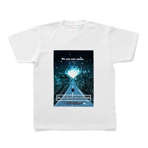 【T-shirt】BLUE BLUE MY FRIEND