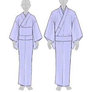 着物をそれっぽく描くポイント(PDFダウンロード版)