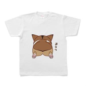 ミルク白Tシャツ5