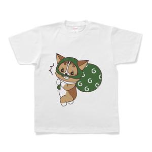 ミルク白Tシャツ6