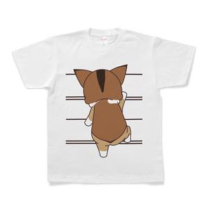 ミルク白Tシャツ8