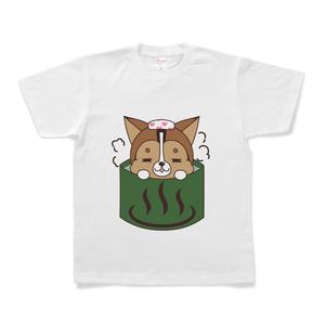 ミルク白Tシャツ9