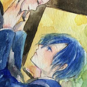 【原画】ペルソナ3