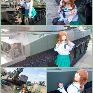 萌えよ!♥恋活♥ 戦車道