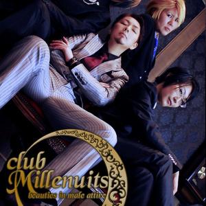 club millenuits 写真集
