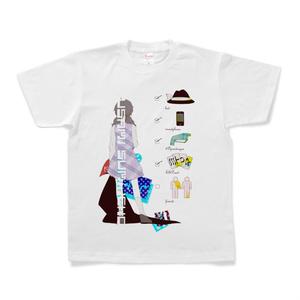 宇佐見菫子Tシャツ