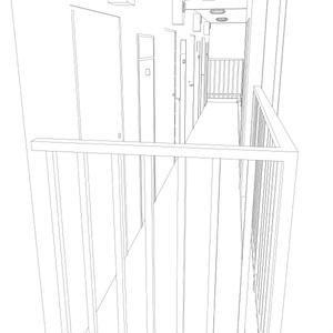 【無料3D】先生のお住まい+お部屋サンプル【動作確認に】
