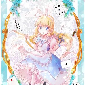 【ポストカード】不思議の国のアリス