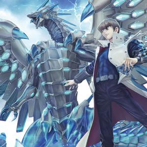 ブルーアイズ・カオス・MAX・ドラゴンプレイマット