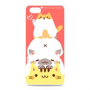 ねこたわーiPhone5ケース