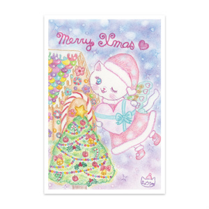 Merry Xmas ニャンタクロース
