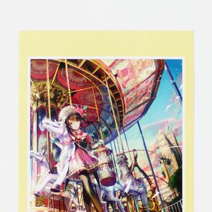 ポストカード◆H「飴色ノスタルジア」