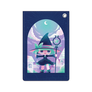 魔法の世界 - outside -パスケース