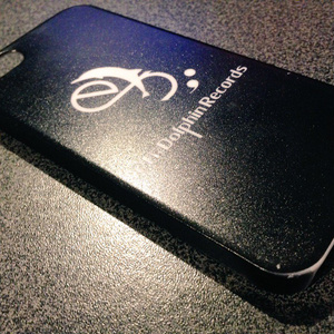 en;Dolphin records iPhone5 ケース